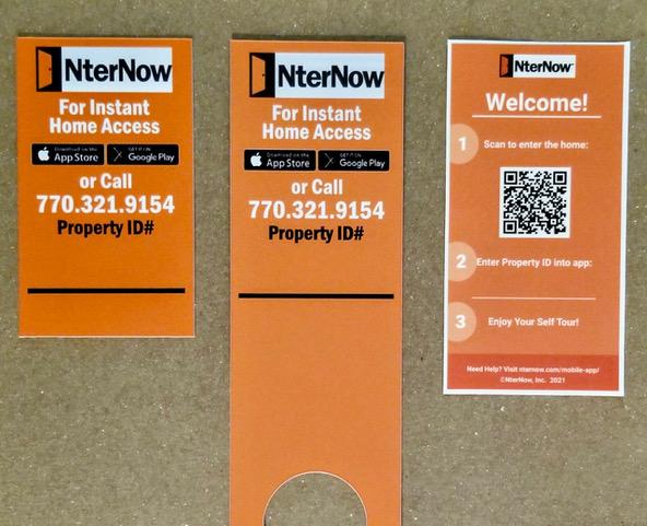 NterNow door signs